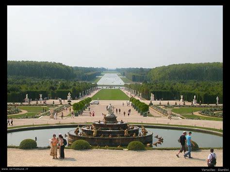 versailles giardini parchi e giardini versailles