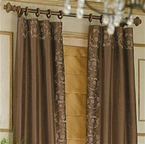 jcpenney silk curtains silk curtains 10 most stylish hometone