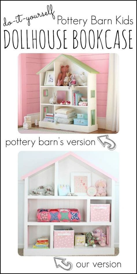 pottery barn kids doll house best 25 dollhouse bookcase ideas on pinterest diy