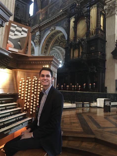 Organ Concert Brings To Audiences Annual Organ Concert Promises Audience Of