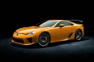 geneva 11 preview 2012 lexus lfa nurburgring package