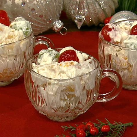 clinton kelly and stacy londons ambrosia salad recipe by 17 best images about the chew on pinterest snowball