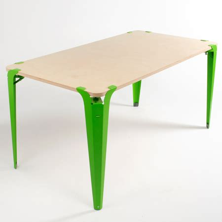 Desk Plastic Mat Clamped Table Leg By Ryan Sorrell