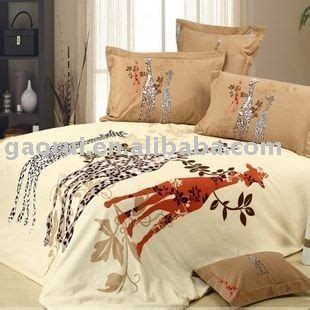 giraffe bed set giraffe bedding set in my house pinterest