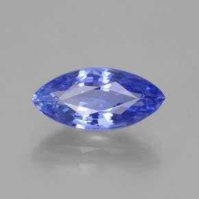 Blue Sapphire Safir 3 2ct 2 2 carat navette 11 2x5 3 mm blau saphir edelstein