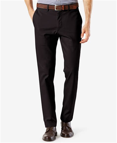 Tapered Pant dockers s stretch clean khaki slim tapered fit