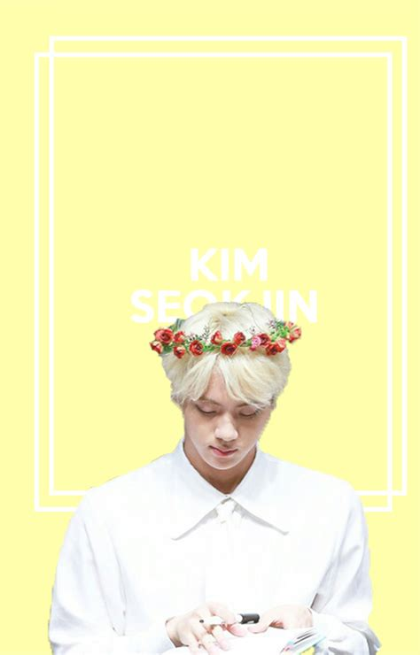 wallpaper bts pastel kim seokjin image 4454532 by bobbym on favim com