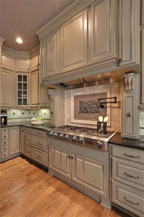 kitchen cabinet paint color benjamin moore oc 14 natural cream paint color home decoz traditional kitchen by teri turan cabinets benjamin moore