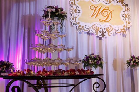 wall decorations for wedding receptions photos of wedding reception decorations slideshow