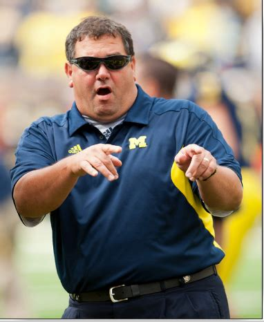 the hoke brady hoke eats coaching awards for dinner mgoblog