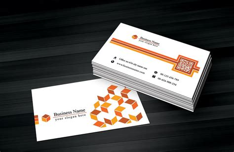 free orange and blue business card templates white blue business card template orange by arenareviews