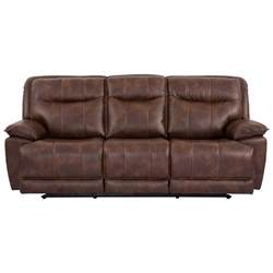 cheers sofa x9918m reclining sofa with pillow arms royal
