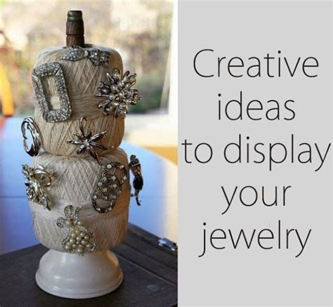 creative jewelry ideas creative ideas to display your jewelry diy decoration
