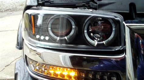 04 gmc lights dash z racing led bumper lights 04