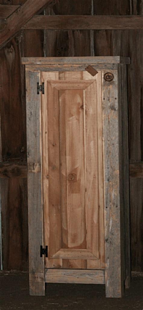 reclaimed wood kitchen pantry barn wood furniture