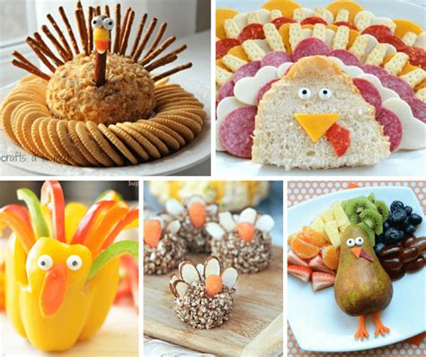 kid friendly appetizers for thanksgiving 20 turkey themed thanksgiving appetizers roundup