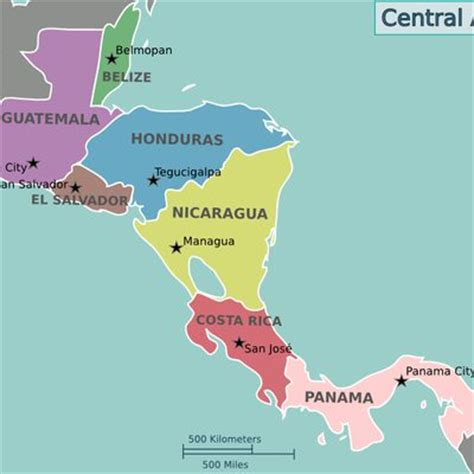 Top Mba In Central America the best times to travel to south america and central