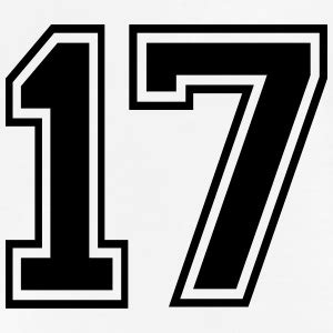 number 17 t shirts spreadshirt