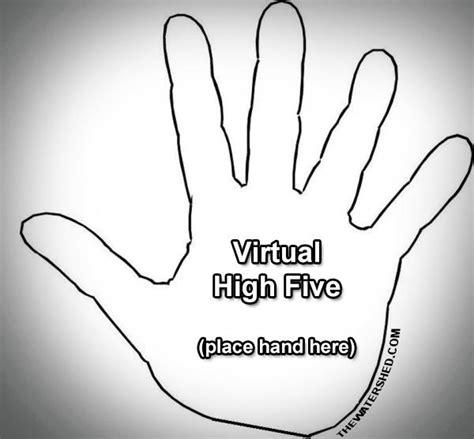 Meme High Five - high five hi 5 quickmeme