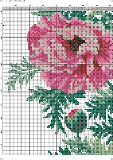 free pattern kristik 522 best images about kristik bunga besar on pinterest