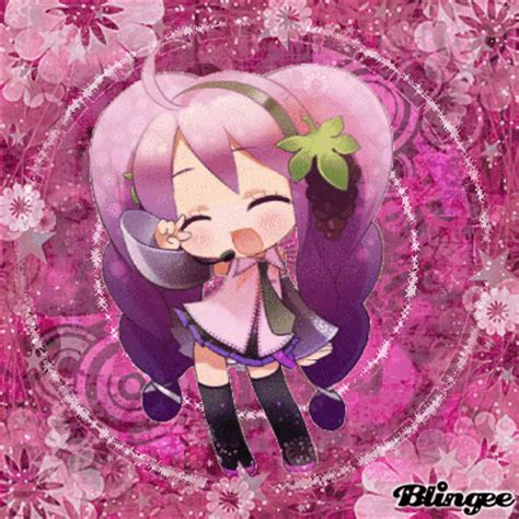 Will You Your Lbd For A Purple Version This Aw by Miku Hatsune Pink Violet And Purple Version Picture