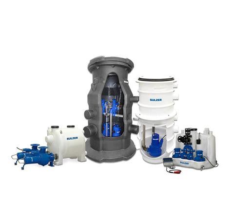 pumpestasjoner sulzer