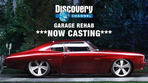 best discovery channel shows now for a new tv show with richard rawlings