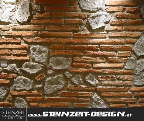 Steinzeit Design by Steinmauer Kunststoffpaneel Multibrick
