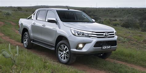 price toyota 2018 toyota hilux pricing and specs photos