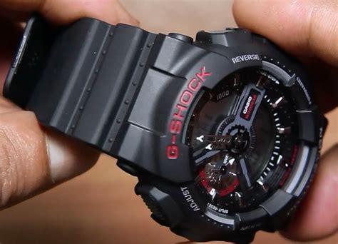 Casio G Shock Ga 110 1a Jam Tangan Casio review casio g shock ga 110 1a jam tangguh bagi anda yang