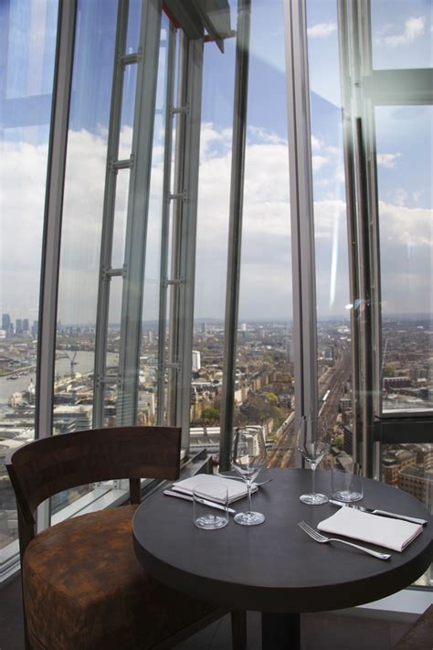 The Shard Interior by Oblix At The Shard Hospitality Interiors Magazine