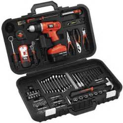 black and decker tool set black and decker 14 4v 133 project kit ps14pks