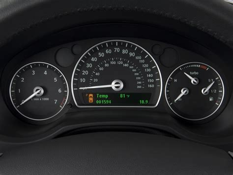 security system 2002 mitsubishi challenger instrument cluster image 2009 saab 9 3 4 door sedan 2 0t touring instrument cluster size 1024 x 768 type gif