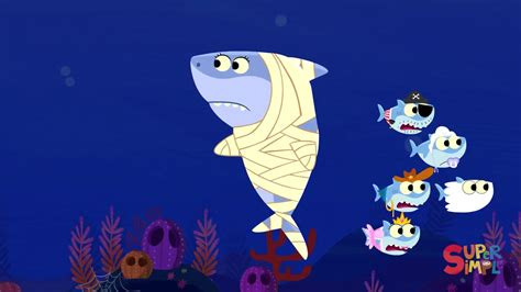 baby shark youtube halloween super simple songs的全部相关视频 bilibili 哔哩哔哩弹幕视频网