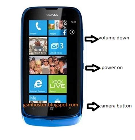 resetting nokia lumia to factory settings nokia lumia 610 reset to factory default gsmhosters