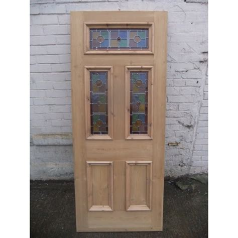 Exterior Doors Used Exterior Doors With Glass Panels Marceladick