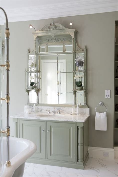Modern Country Style Bathrooms by From Modern Country Style Colour Study Farrow And