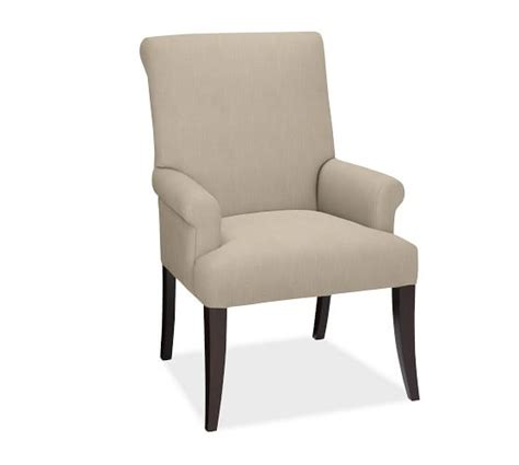 Pb Comfort Chair by Pb Comfort Roll Upholstered Chair Pottery Barn