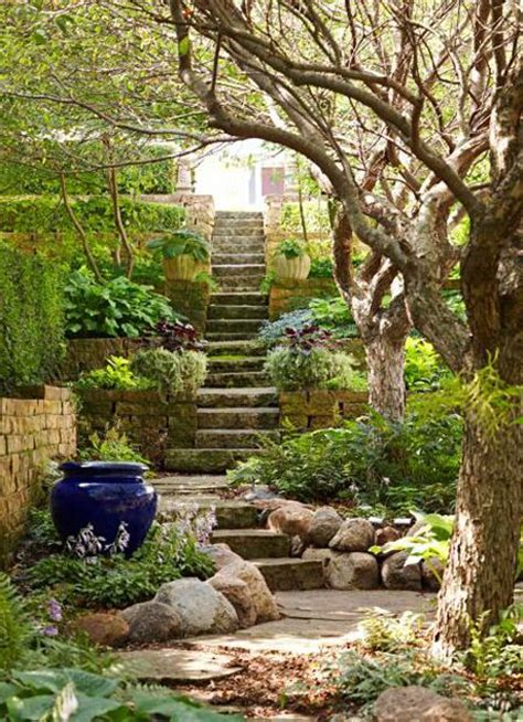 backyard hillside landscaping 20 best ideas about sloped backyard on pinterest sloped backyard landscaping