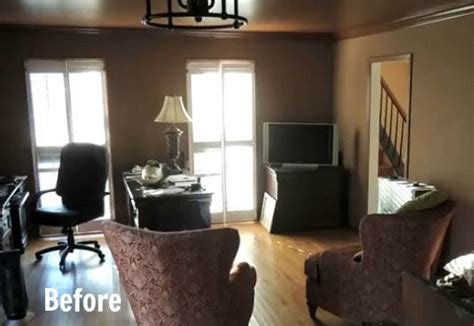 how to remodel a room before after a fabulous first floor remodel hooked on