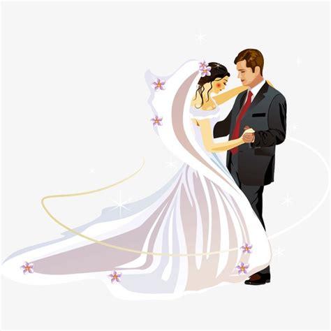 sposi clipart nouveaux mari 233 s mariage les mari 233 s l amour image png pour