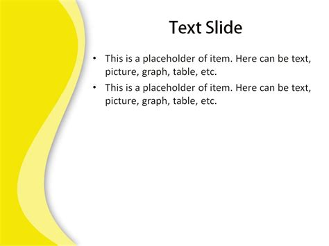 theme powerpoint yellow free yellow powerpoint template background for