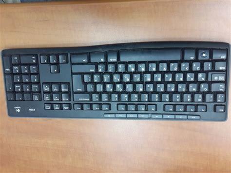 Keyboard Wireless Logitech K260 image gallery logitech k260