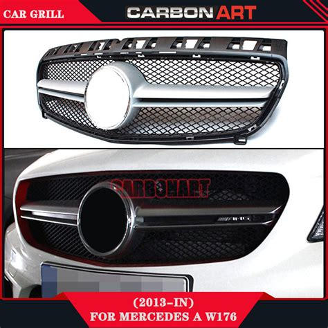 silver mercedes parts compare prices on mercedes front grill shopping