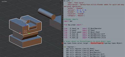 tutorial blender api blender add on programming tips blendernation
