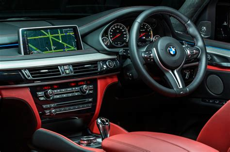 Bmw X5m Interior by 2015 Bmw X6 Interior Car Interior Design