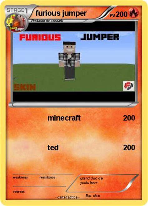 fast and furious jumper pok 233 mon furious jumper 4 4 minecraft ma carte pok 233 mon