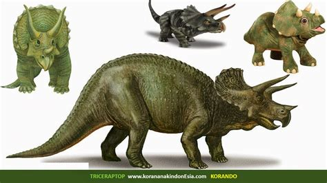 Nameset Pasang Nama No Punggung 10 dinosaurus paling populer sepanjang masa versi korando