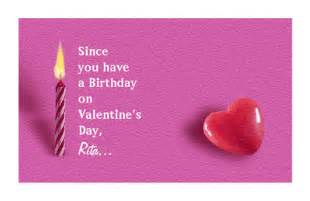 valentines day birthday cards birthday wishes s day cards