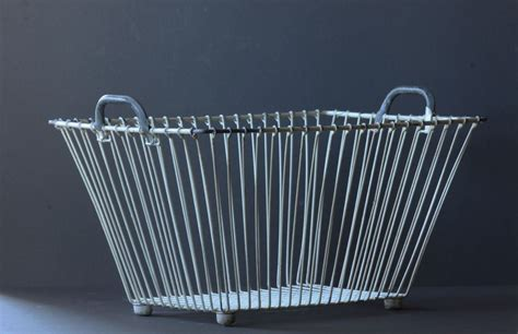 Vintage Wire Laundry Basket Handle Sierra Laundry Wire Laundry